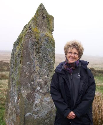 Margie Adam at Cerrig Meibion Arthur