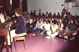 """""""LA Women's Building 1974"""""""