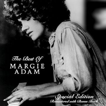 The Best of Margie Adam album cover
