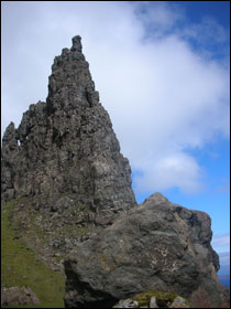 The Storr Pinnacles