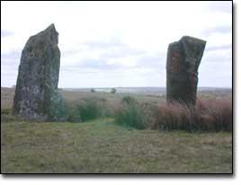 Cym Gawr Stones, near Rosebush
