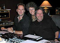 Chris Bellman, Margie Adam, and Stephen Hart